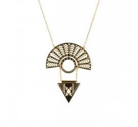 Collier bohème chic NILE