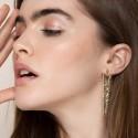 Boucles d'oreilles ethniques TOLTEK