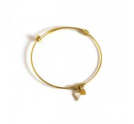 Coffret boucles bracelet fête des mères