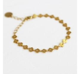 Bracelet poignet coquillage