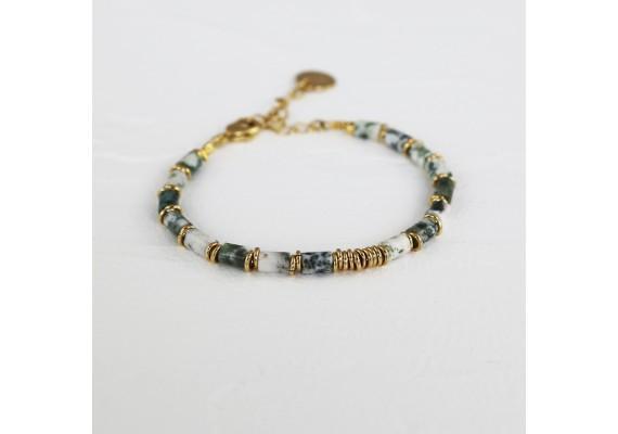 Bracelet pierre bohème