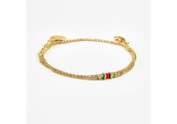 Bracelet pierre semi précieuse