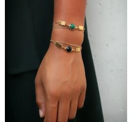 Bracelet multi rangs MALACA