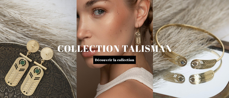 Collection Talisman Mademoiselle Aime